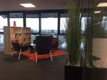 Mise en place d'une prestation végétale dans les bureaux du cabinet comptable TGS / SOREGOR à Tours